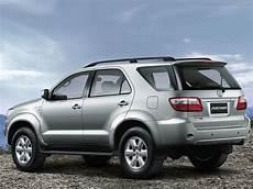 Toyota Fortuner Photo