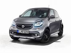 Smart Forfour Gets Special Edition In Shanghai It S