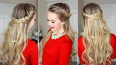 Crown Braid Hairstyles braid crown last minute hairstyle