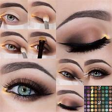 Tuto Maquillage Simple Yeux Marrons