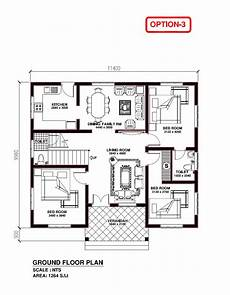 kerala model house plans kerala building construction kerala model house 1264 s f t