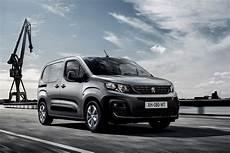 Peugeot Partner 2018 Presentation Du Petit Utilitaire