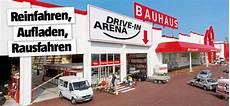 Einfach Und Schnell Mit Der Drive In Arena Bauhaus