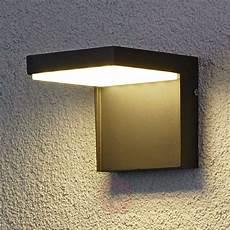 modern led outdoor wall light aluminium lights ie