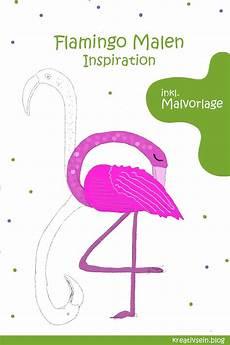 Malvorlage Flamingo Einfach Flamingo Malen F 252 R Flamingo Fans Motive Zum Malen Malen
