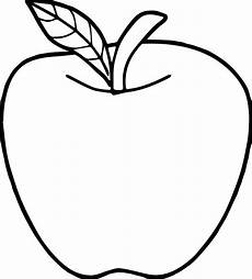 apple coloring page wecoloringpage