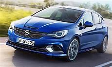 Opel Astra Opc 2018 Erste Informationen Update Cars