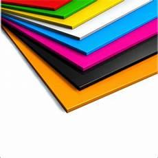 high impact polystyrene of 5 a3 white 420x297x1mm sheet gloss white