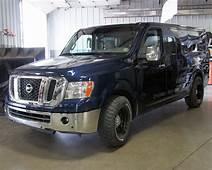Nissan Nv Passenger  Custom 4X4 Beast Vehicle