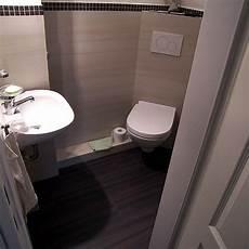 Mini Gäste Wc - mini g 228 ste wc inklusive dusche bad 019 b 228 der dunkelmann