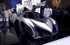 the devel sixteen devel sixteen dubai supercar claims 3700kw 560km h top speed photos 1 of 7
