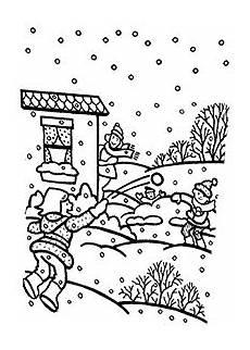 druckbare winter malvorlagen