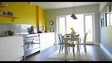 Kitchen Ideas And Colors by Kitchen Ideas Create A Yellow Grey Colour Scheme With