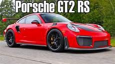 drive of the 2019 porsche 911 gt2 rs