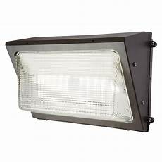 halo bronze outdoor integrated led wall pack and area security light wp2547lh the home depot