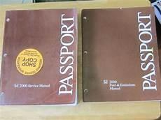 service repair manual free download 2000 honda passport free book repair manuals honda passport service fuel emission manuals 2000 ebay