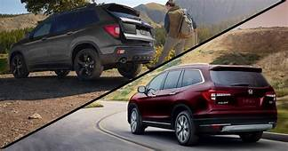 Honda Passport Vs Pilot Which SUV Is Best For You
