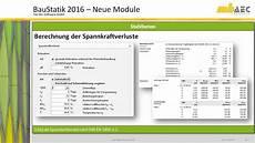 vortrag baustatik 2016 neue module