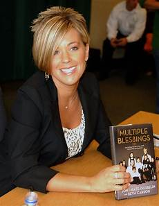 kate gosselin s short hairstyle a cross between a mullet and a bob