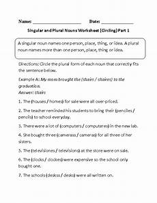 best images of singular and plural worksheet for