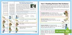 sats survival year 2 reading revision activity mat pack 2