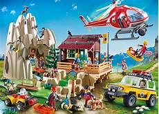 playmobil bergrettung mit kletterfels o du fr 246 hliche
