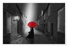 Le Frau Mit Schirm - posters et tableaux de la femme au parapluie
