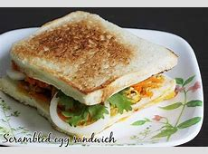 delicious indian spicy chicken sandwich filling_image
