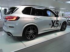 Der Bmw X5 Block Am Ring