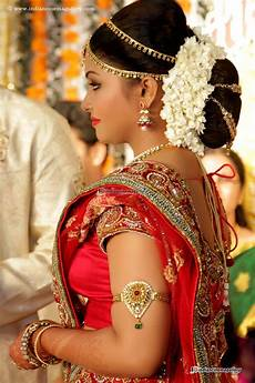 Indian Bridal Traditional Hairstyles
