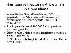 klarna kauf auf rechnung e commerce total manuskript zu folge 11 quot klarna kauf