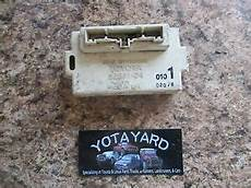 99 tacoma fuse box 97 98 99 toyota tacoma fuse box relay integration 82641 04010 yota yard ebay