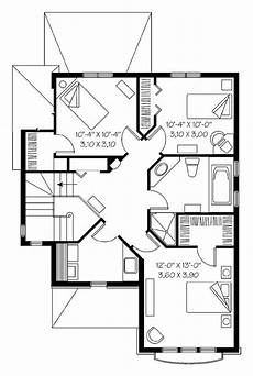 narrow lot house plans with front garage narrow lot style house plan 65420 with 3 bed 2 bath 1