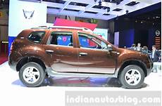 Dacia Duster Essential Side At The 2016 Geneva Motor Show