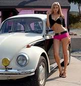 Pin By John Lo On VW BUGS  Vw Cars Car Girls Volvo Wagon