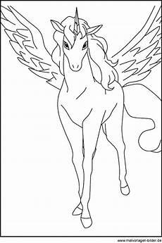 Ausmalbilder Pferde Zum Drucken Kostenlos Pegasus Ausmalbild Ausmalen Ausmalbilder Pferde Zum