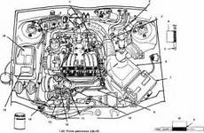 2003 taurus vacuum diagram vacuum line diagram 1995 ford taurus