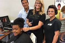 free haircuts and styles get knoxville children ready for school tennessee school of