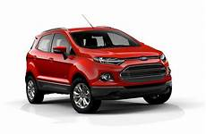 Ford Ecosport Suv To Debut In Autoevolution