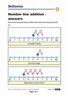 addition worksheets using number line 8951 i some questions about maththose are what is the numeral l is how will you math