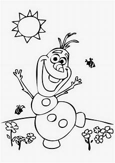 Malvorlagen Olaf Top Olaf Coloring Pages Coloring Home