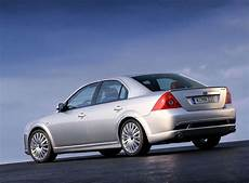 2002 Ford Mondeo St 220 Picture 5219 Car Review Top