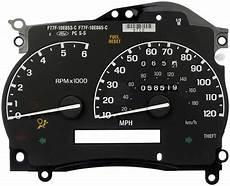 auto manual repair 1986 ford aerostar instrument cluster 1995 ford explorer ranger instrument cluster repair