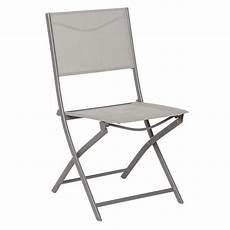 chaise pliante de jardin chaise de jardin modula silver chaise et fauteuil de