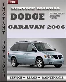 manual repair free 2006 dodge caravan electronic throttle control dodge caravan 2006 service manual download repair service manual pdf