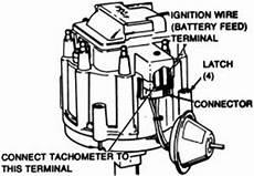 Repair Guides Tune Up Procedures Tachometer Hook Up