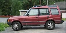 Land Rover Discovery - land rover discovery la enciclopedia libre