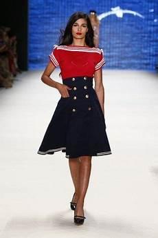 Modetrends 2016 Frauen - lena hoschek fashion week berlin sommer 2017 fashion