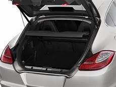 Porsche Panamera Kofferraum - image 2010 porsche panamera 4 door hb 4s trunk size