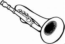 Malvorlagen Trompete Trompete 3 Ausmalbild Malvorlage Kinder